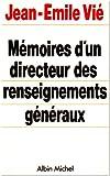 echange, troc Jean-Emile Vié - Mémoires d'un directeur des renseignements généraux