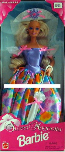 Sweet Magnolia Barbie 1996