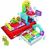 Yo Gabba Gabba Large Playset Asst - DJ Lance Boombox by Mega Bloks