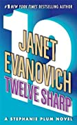 Twelve Sharp (Stephanie Plum, No. 12) (Stephanie Plum Novels) by Janet Evanovich cover image