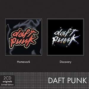 Homework / Discovery (Coffret 2 CD)