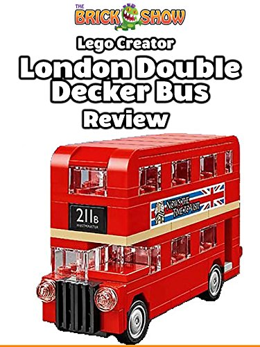LEGO Creator London Double Decker Bus Review