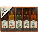 Cottage Delight Hot Sauces 60 ml (Pack of 5)