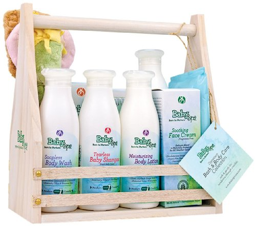 BabySpa Signature Collection Stage One Gift Set - 1