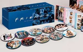 【初回限定生産】フレンズ <シーズン1-10>コンプリートDVD BOX