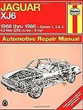 Jaguar XJ6 '68'86 (Haynes Repair Manuals)