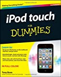 iPod touch For Dummies (For Dummies (Computer/Tech)) Tony Bove
