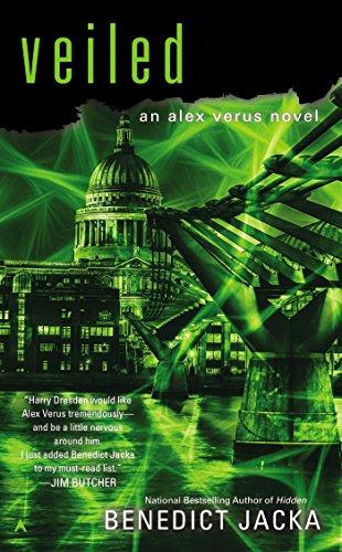Veiled (An Alex Verus Novel)