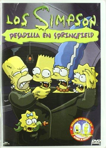 los-simpson-pesadilla-en-springfield-dvd