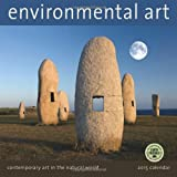 img - for Environmental Art: Contemporary Art in the Natural World 2015 Wall Calendar book / textbook / text book
