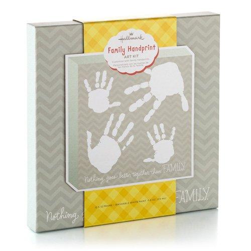 Hallmark Family Handprint Art Kit