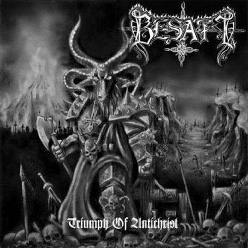 Triumph of Antichrist , CD
