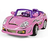 Best Choice Products® Pink Mp3 Kids Ride on Car R/c Remote Control Car Rc Ride on Car