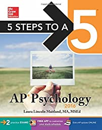 5 Steps to a 5 AP Psychology 2016 (5 Steps to a 5 on the Advanced Placement Examinations Series)