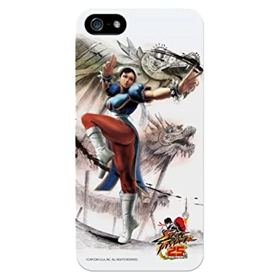Bluevision iPhone 5用ケース StreetFighter 25th Anniversary for iPhone 5 Chun-Li BV-SF25TH-CHUN-LI