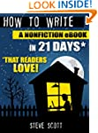 How to Write a Nonfiction eBook in 21...