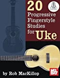 img - for 20 Progressive Fingerstyle Studies for Uke book / textbook / text book
