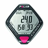 Polar CS500+ cad Cycling Computer Heart Rate Moniter
