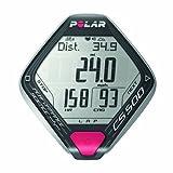 Polar CS500+ Cardio-Compteur Noir