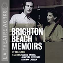 Brighton Beach Memoirs  by Neil Simon Narrated by Valerie Harper, Jonathan Silverman, full cast