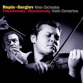 Miaskovsky: Violin Concerto in D minor, Op.44 - 2. Adagio e molto cantabile