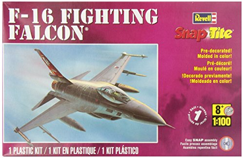 Revell 1:100 F-16 Fighting Falcon - 1