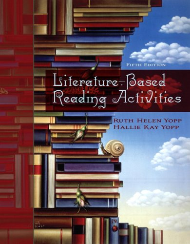 Literature-Based Reading Activities (5th Edition)