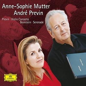Previn : Concerto pour violon