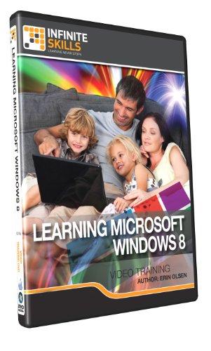 Learning Microsoft Windows 8 - Training DVD