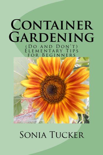 Free Kindle Book : Container Gardening