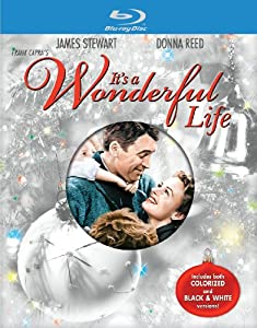 Cover of &quot;It's a Wonderful Life [Blu-ray]...