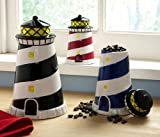 Lighthouse Decor Kitchen Canisters by Winston Brands