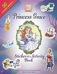 Princess Grace Sticker and Activity Book