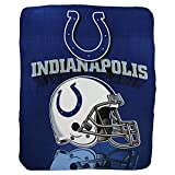 Indianapolis Colts fleece blanket (50 x 60 inches)