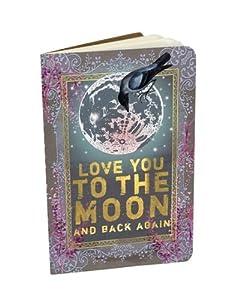Moon & Back Mini Buch von Papaya!