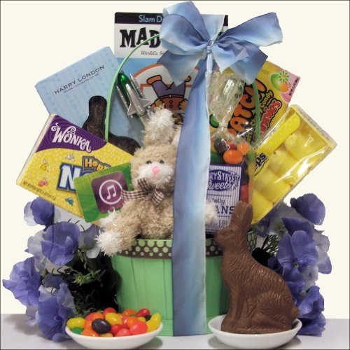 Slam Dunk Easter: Easter Gift Basket Tween Boy