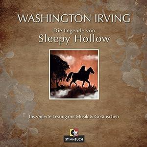 Die Legende von Sleepy Hollow Hörbuch