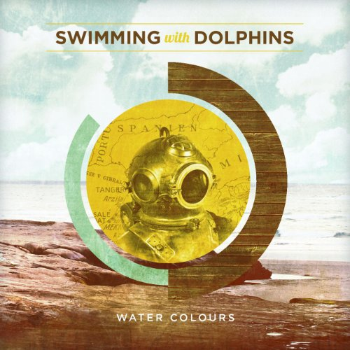 [Swimming With Dolphins] Water Colours
