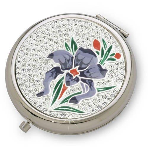 iris-silver-luxury-compact-mirror-with-austrian-crystals-vanity-fair