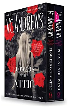 flowers in the attic and petals on the wind boxed set v c andrews. Black Bedroom Furniture Sets. Home Design Ideas