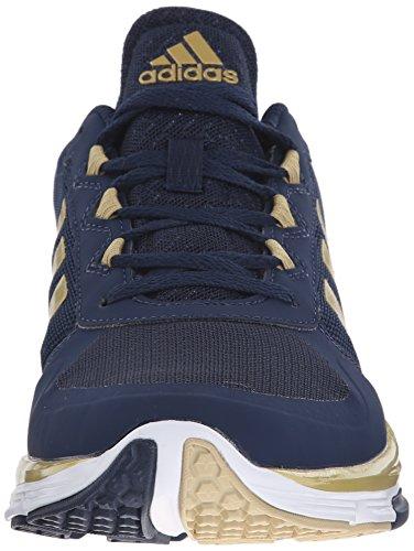 Adidas Performance Men S Speed Trainer  Training Shoe Navy Gold