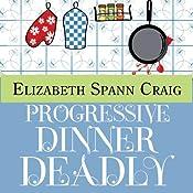Progressive Dinner Deadly: A Myrtle Clover Mystery, Book 3 | Elizabeth Spann Craig