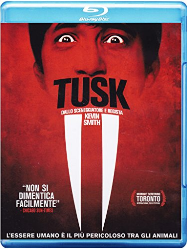 Tusk [Blu-ray] [IT Import]