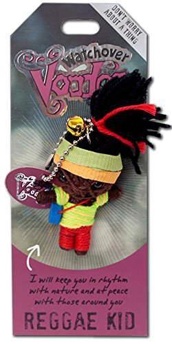 Watchover Voodoo Reggae Kid Voodoo Novelty