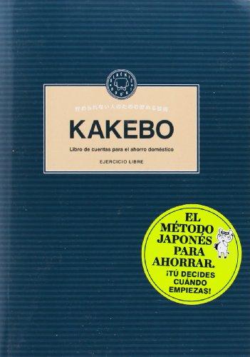 Kakebo. Libro De Cuentas Para El Ahorro Doméstico. Ejercicio Libre
