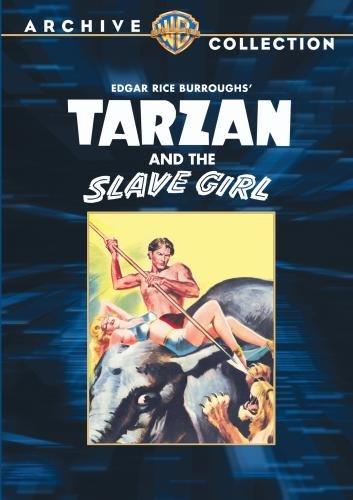 Тарзан и рабыня