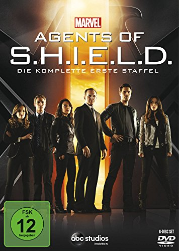 Marvel's Agents of S.H.I.E.L.D. - Die komplette erste Staffel [6 DVDs]