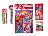 My Little Pony School Supply Super Bundle