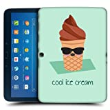Head Case Ice Cream Food Mood Case For Samsung Galaxy Tab 3 10.1 P5200 P5210