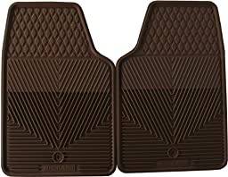 Highland 4402500 All-Weather Tan Front Seat Floor Mat